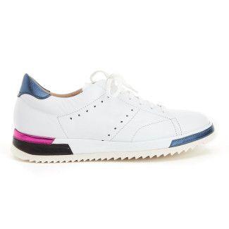 Sneakersy Rema Nap. Bianco-000-012630-20