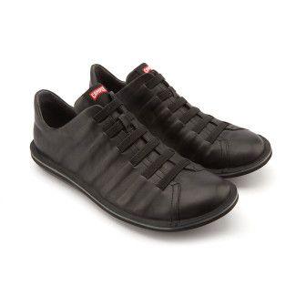 Sneakersy Beetle 18751-048 Nero-001-001105-20