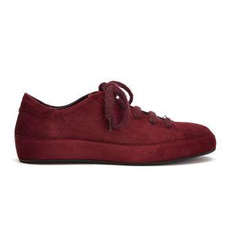 Sneakersy Ariel Bordo-000-012781-20