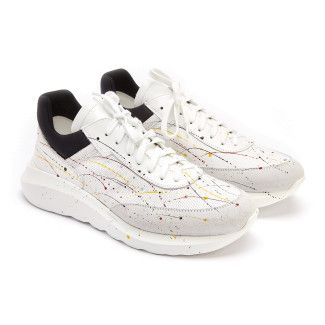 Sneakersy Miko Bianco-000-012533-20