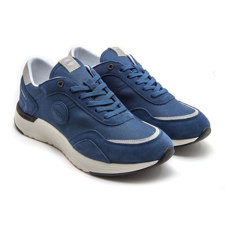 Sneakersy Darren Tones 208 Navy-001-002173-20