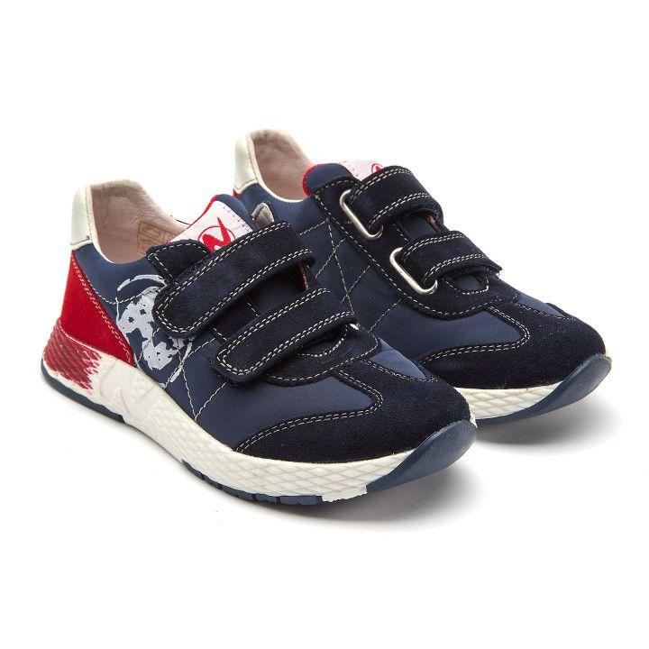 Sneakersy Jesko Navy/Red-001-002103-20