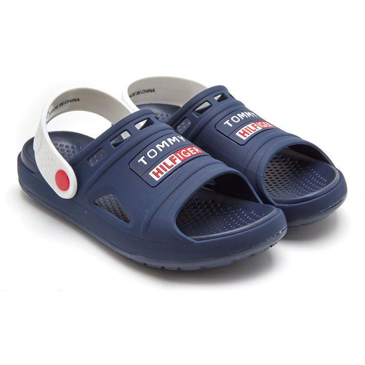 Sandały sportowe T1B2 Blue/White-001-002144-20