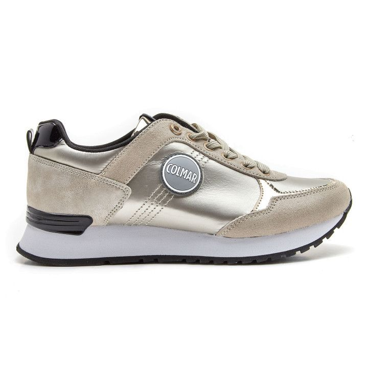 Sneakersy Travis Punk 083 Gold-001-002175-20
