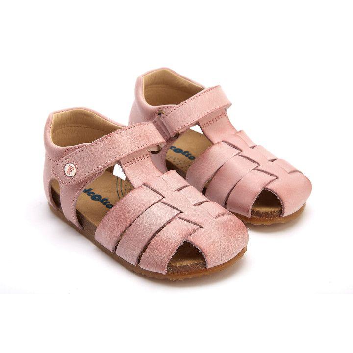 Sandały Alby Rosa-001-001437-20