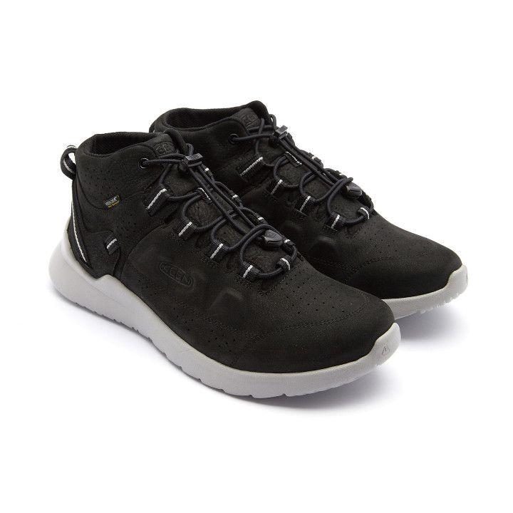Sneakersy Highland Chukka Wp Black/Drizzle-001-002050-20