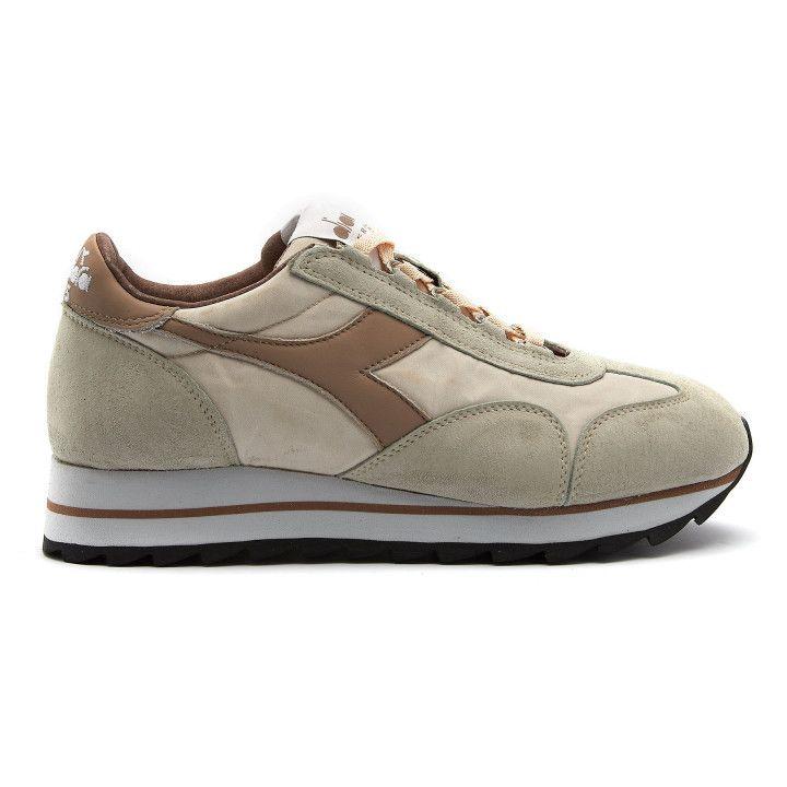 Sneakersy Equipe Suede SW EVO White-001-002295-20