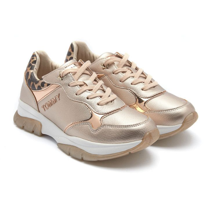 Sneakersy T3A4 31174 Rose-001-002353-20