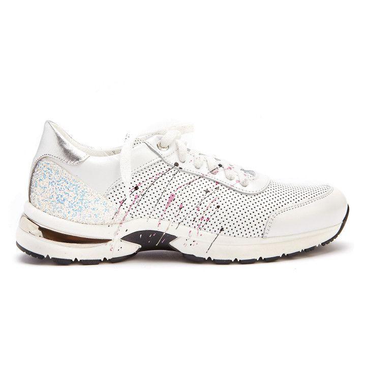 Sneakersy Aga W Pearly Bianco-000-012534-20