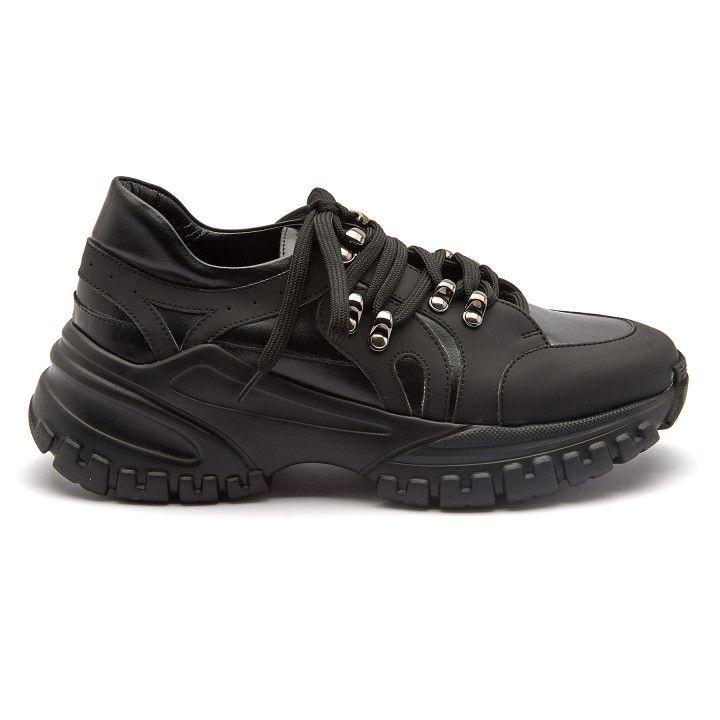 Sneakersy A407KAD Nero-001-001933-20