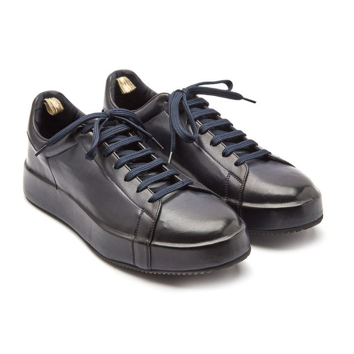 Sneakersy Aceplus 001 Blue-000-012921-20