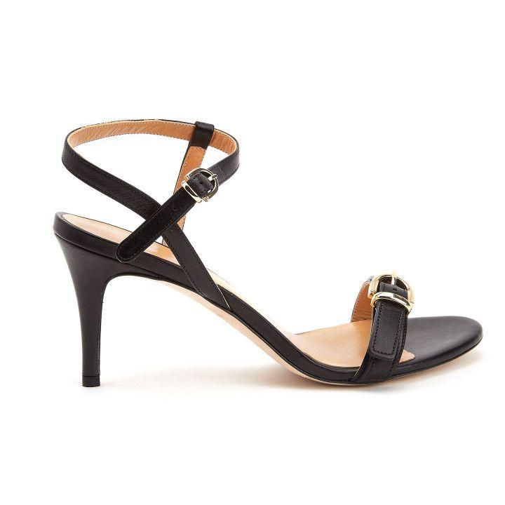 Sandały Klara Nero-000-012679-20