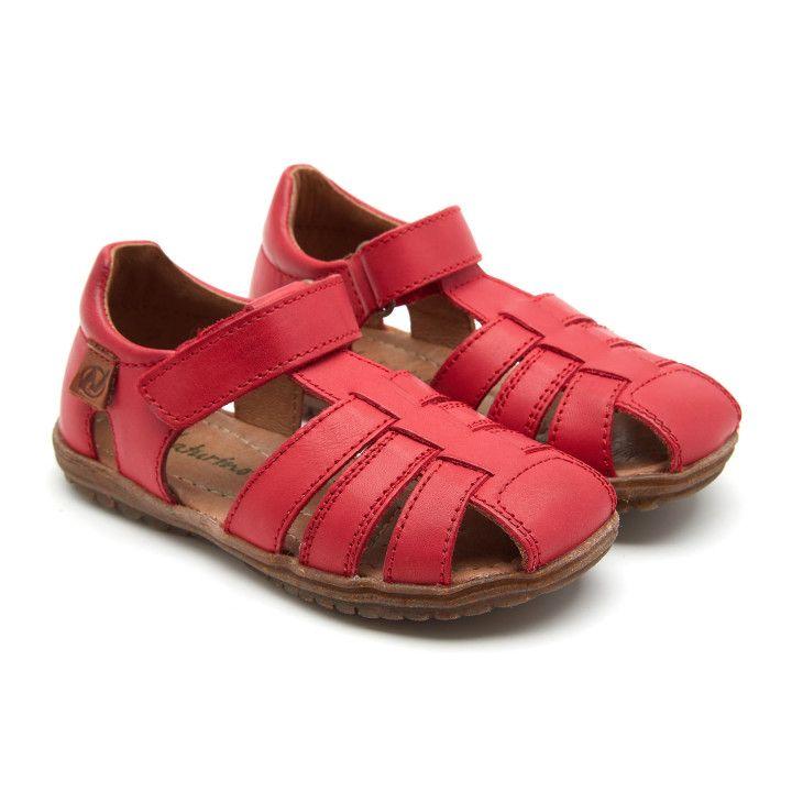 Sandały See Red-001-002092-20