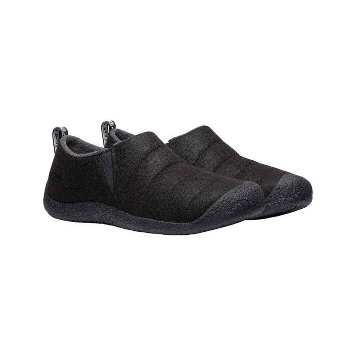 Howser II Black Felt/Blk-001-002266-20