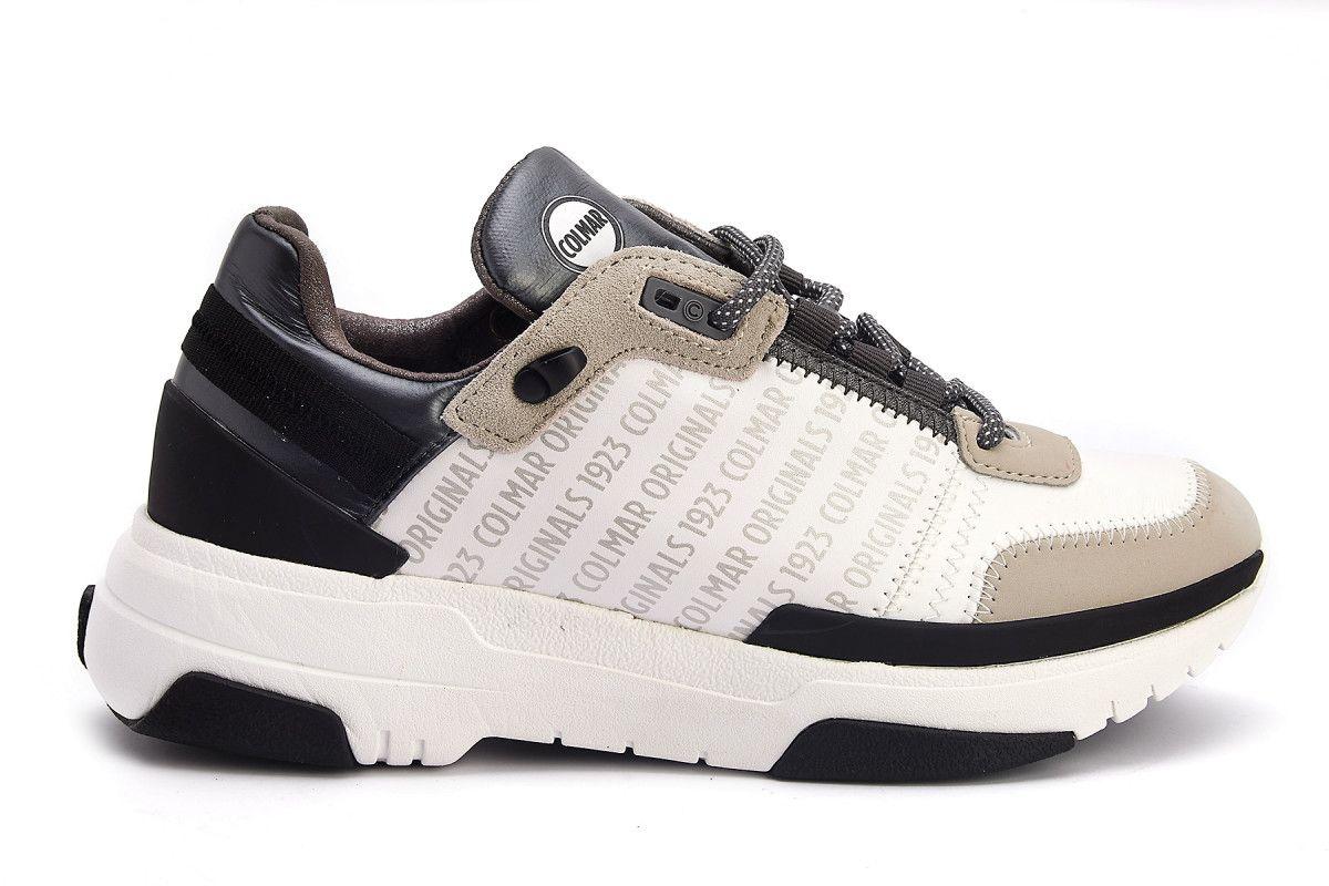 Sneakersy damskie na platformie COLMAR Stark Iced