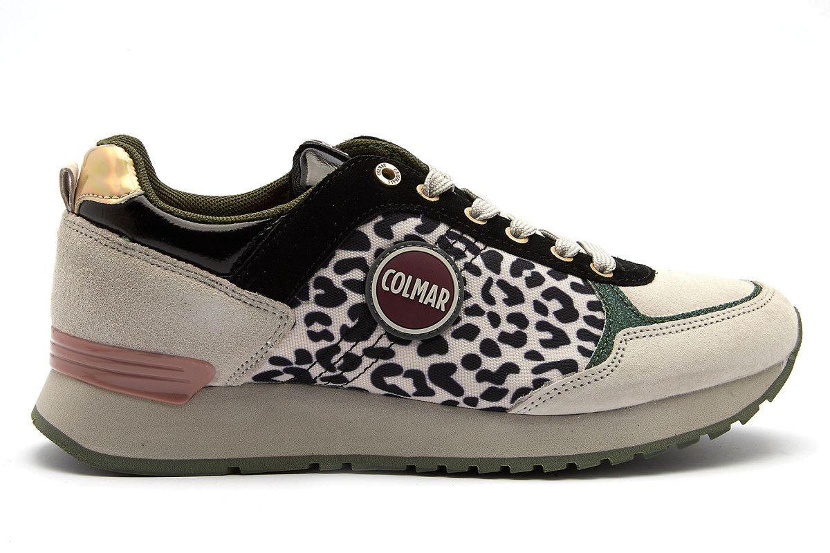 Sneakersy damskie COLMAR Travis Cheeta