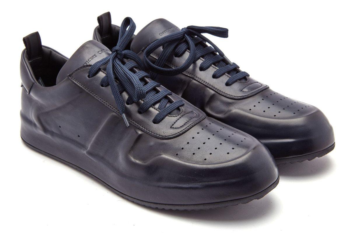 Sneakersy męskie OFFICINE CREATIVE Ace Lux 100 Blu