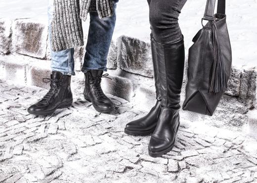 Dobre podeszwy w zimowych butach APIA to podstawa