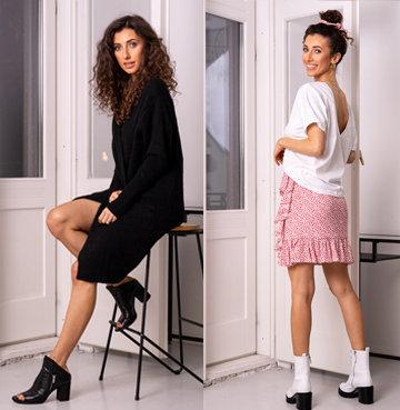 Zostań w domu i baw się modą - buty APIA w kobiecych stylizacjach Angell