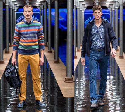 Trendy w modzie męskiej AW 2017/2018 - APIA & PAUL&SHARK