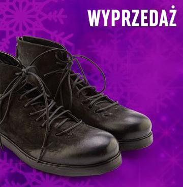 W jakie męskie buty warto zainwestować podczas zimowej wyprzedaży APIA? Jakie buty będą modne w następnym sezonie?