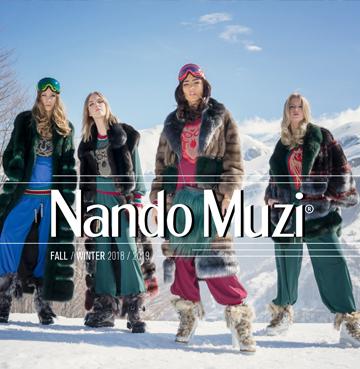Zima w luksusie - kolekcja włoskiej marki Nando Muzi w sklepach APIA