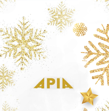 Rodzinnych, spokojnych świąt życzy APIA