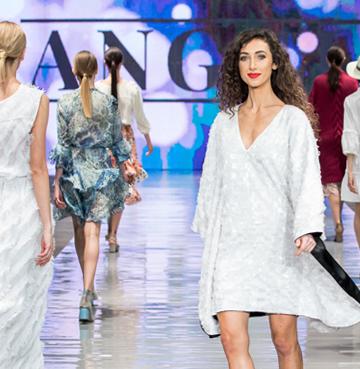 Letnie inspiracje - pokaz mody buty APIA & ANGELL