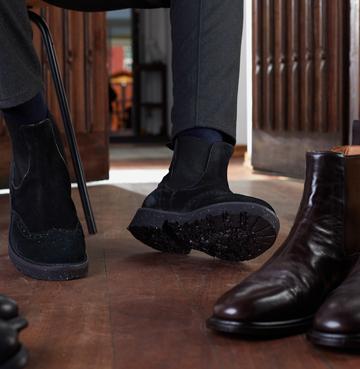 Sztyblety to znakomite buty na jesień