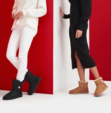 Najwygodniejsze buty na świecie w zimowej kolekcji APIA - oryginalne merynosy UGG