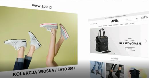 Apia wyróżnienie Złota Siódemka Sklepów Internetowych 2017