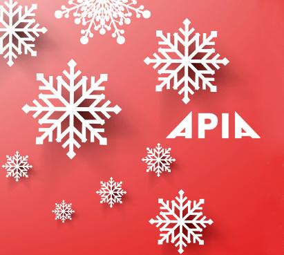 Spokojnych, rodzinnych Świąt życzy APIA